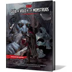 Chollo - Dungeons & Dragons: Guía de Volo de los Monstruos | EEWCDD1