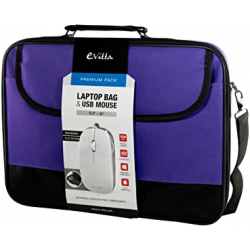 Chollo - E-Vitta Premium Pack Maletín para Portátil 16″ + Ratón USB