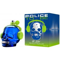 Chollo - Eau de Toilette To Be Mr Beat Police 125ml