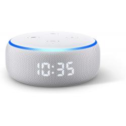 Chollo - Echo Dot (3.ª generación) con Reloj