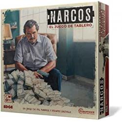 Chollo - Edge Entertainment Narcos: El juego de tablero | Asmodee EECMNA01