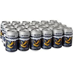 Chollo - El Aguila Cerveza Especial Sin Filtrar Latas Pack 24x 330ml