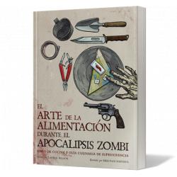 Chollo - El arte de la alimentación durante el apocalipsis Zombi - Edge Entertainment EDGNSP03