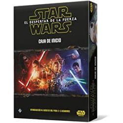Chollo - Caja de inicio El Despertar de la Fuerza Star Wars