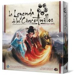 Chollo - El Juego de Cartas La Leyenda de los Cinco Anillos (Fantasy Flight Games FFL5C01)