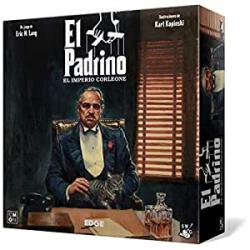 Chollo - El Padrino El Imperio Corleone Juego de Mesa (Edge EECMGF01)