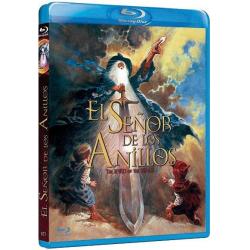 Chollo - El Señor de Los Anillos 1978 Blu -Ray