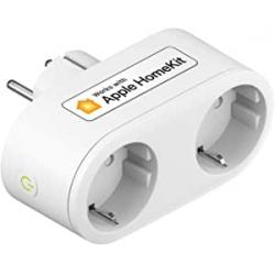 Chollo - Enchufe doble inteligente Meross MSS120NHK WiFi