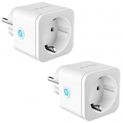 Pack de 2 Enchufes Inteligentes Teckin SP21 Smart Socket (3300W)