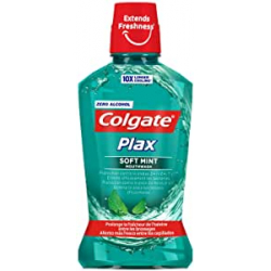 Chollo - Enjuage bucal Colgate Plax Soft Mint (250ml)