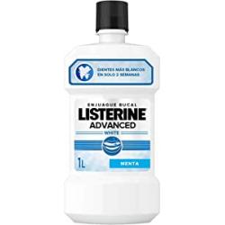 Chollo - Enjuague bucal Listerine Advanced White 1L