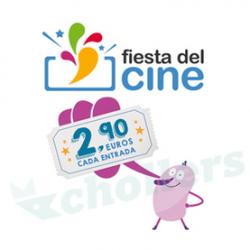 Chollo - Entradas de Cine en la Fiesta del Cine