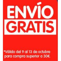 Chollo - Envío Gratis para Compra Superior a 30€