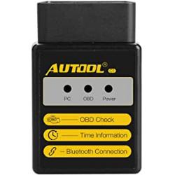 Chollo - Escáner Diagnóstico Bluetooth Autool C1 OBD2 para Vehículo