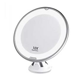 Chollo - Espejo cosmético 10x Beautural LED