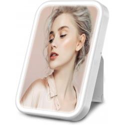 Chollo - Espejo cosmético con luz Hocosy