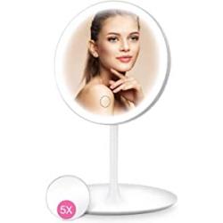 Chollo - Espejo de maquillaje LED Hocosy
