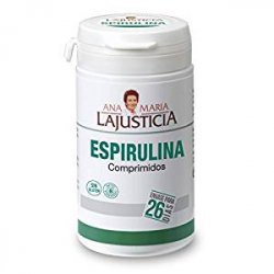 Chollo - Espirulina Ana Maria Lajusticia (160 Comprimidos)