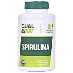 Chollo - Espirulina Qualnat 360 comprimidos