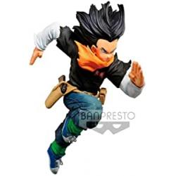 Chollo - Estatua Androide 17 Dragon Ball Z BWFC (BANP82978)