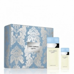 Chollo - Estuche  Dolce & Gabbana Light Blue Eau de Toilette (100+25ml)