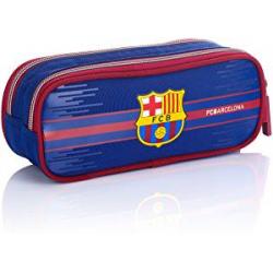 Chollo - Estuche Doble FC Barcelona