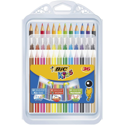 Chollo - Estuche mixto BIC Kids Set para Colorear (36 Uds)