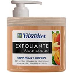 Chollo - Exfoliante cara y cuerpo natural