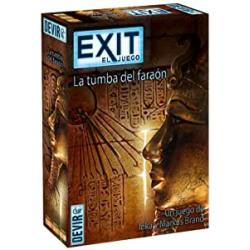 Chollo - Exit El juego: La tumba del Faraón - Devir BGEXIT2