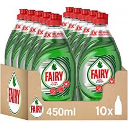 Chollo - Fairy Ultra Poder Lavavajillas Pack 10x 450ml