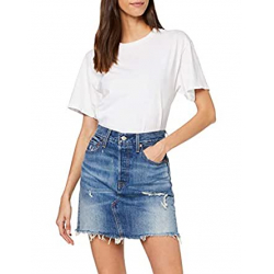 Chollo - Falda Levi's HR Decon Iconic BF Deconstructed Boyfriend Skirt