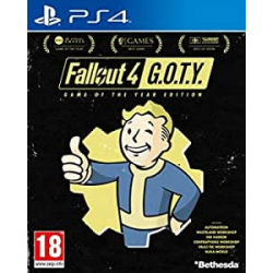 Chollo - Fallout 4 GOTY Edition - PS4 [Versión física]
