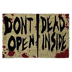 Felpudo 1art1 The Walking Dead - Don't Open Dead Inside