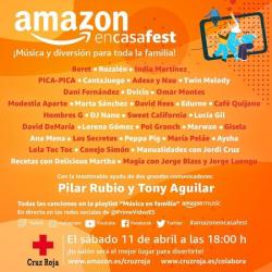 Chollo - Festival Solidario #AmazonEnCasaFest