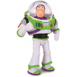 Chollo - Figura articulada Buzz Lightyear 30cm Toy Story 4 - Bizak 61234070