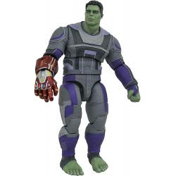 Chollo - Figura articulada Hulk Avengers Endgame Marvel Select (23cm)