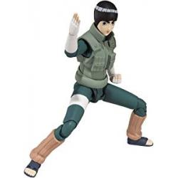 Chollo - Figura Articulada Naruto Shippuden Rock Lee SH Figuarts de Bandai (BDINA773562)