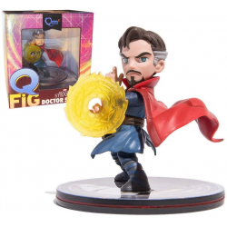 Chollo - Figura Doctor Strange Q-Fig Marvel Quantum Mechanix