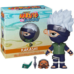 Chollo - Figura Funko Pop! 5 Star: Naruto S3 Kakashi