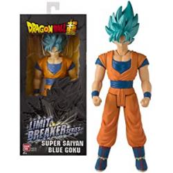 Chollo - Figura Goku Super Saiyan Blue Dragon Ball (Bandai 36731)