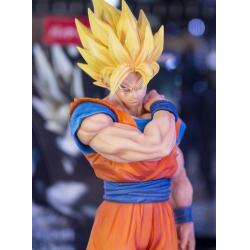 Chollo - Figura Goku Super Saiyan Dragonball Z (22cm)