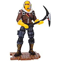 Chollo - Figura Raptor Solo Mode Fortnite  (Toy Partner FNT0014)