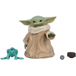 Chollo - Figura The Child Baby Yoda The Black Series Tha Mandalorian Star Wars - Hasbro F12035L0