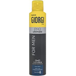 Chollo - Spray fijador Giorgi Line Pro Ultimate For Men 250ml
