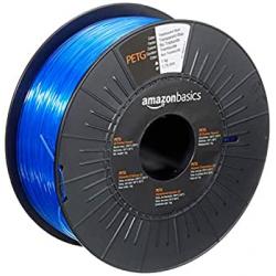 Chollo - Filamento para impresora 3D AmazonBasics Azul translúcido 1kg 1.75mm