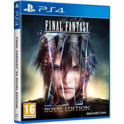 Chollo - Final Fantasy XV Royal Edition - PS4 [Versión física]