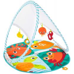 Chollo - Fisher-Price Gimnasio portátil para bebé | Mattel FXC15
