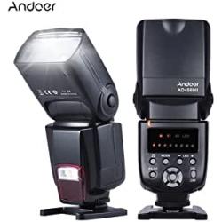 Chollo - Flash universal Speedlite Andoer AD-560Ⅱ