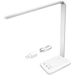 Chollo - Flauno Lámpara LED de escritorio con función Powerbank
