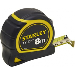 Chollo - Flexómetro Stanley  Tylon 8mx25mm - 0-30-657